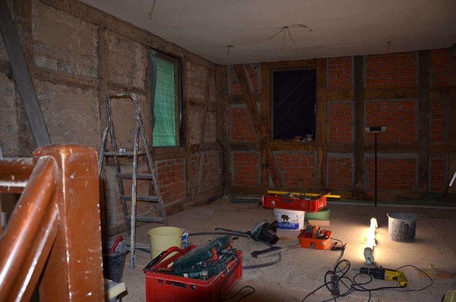 neudorf renovierung des alten rathauses. Black Bedroom Furniture Sets. Home Design Ideas