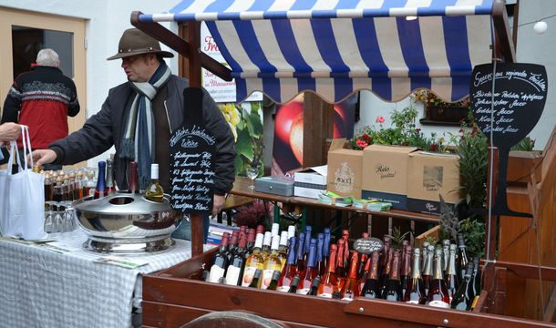 Wintermarkt 2014 Obstseccos